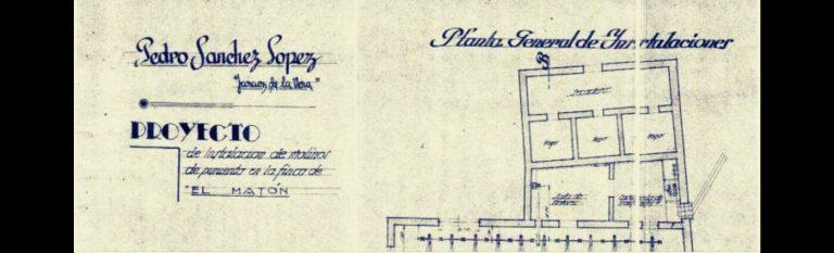 planta de molinos de pimentón