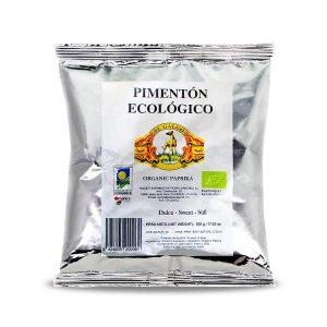 bolsa de pimentón ecológico