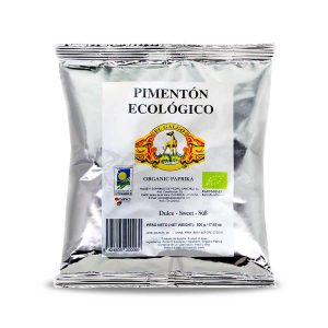 D) Alimento ecol贸gico: piment贸n ecol贸gico El Galgo.