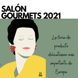 salon gourmets 2021